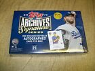 2019 Topps Archives Signature Series Active Player Edition Baseball Cards 13