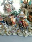 Large Nativity Scene Snow Globe With Music Box And Rotating Base Snow Dome