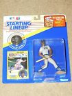 1991 KENNER STARTING LINEUP CECIL FIELDER (New In Package)