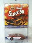 CONVENTION ONLY CAR Hot Wheels SINCE 68 Commemorative Edition CUSTOM OTTO