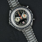 BREITLING Navitimer CHRONO MATIC 1806 Cal 12 Automatic 1969 vintage Steel 47mm