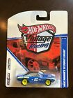 Hot Wheels Vintage Racing, Marc Donohues  69 Sunoco Camaro and protector pack