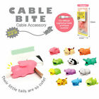 Random 1pcs Cable Bite for iPhone Cord Accessory Prevents Breakage Protects 4