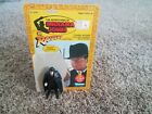 Vintage Kenner Indiana Jones ROTLA TOHT Complete W Cardback Action Figure 1982