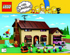 LEGO Simpsons - Rare - Simpsons House 71006 - No Box (New & Sealed Contents)