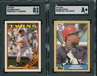 Kirby Puckett Cards, Rookie Card and Autographed Memorabilia Guide 13
