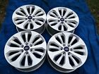 20 FORD F150 FACTORY ALLOY WHEELS 4 USED 6 LUG MACHINED ALLOY FREE SHIPPING