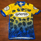 Syncros Hammer N Cycle Rare Vintage Road Cycling Jersey Size M to L s54