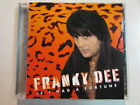 FRANKY DEE IF I HAD A FORTUNE 2006 11 TRK USED CD JOURNEY QUEEN GREENBAUM COVERS