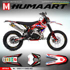 Graphics Kit Vinyl Wraps for GAS GAS EC 125 200 250 300 450 2T 4T 2011 2012 2013