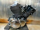 01-06 Honda Shadow Spirit VT750 Running & Comp. Tested Engine Motor VIDEO 25kmi