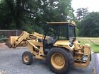 1994 Ford 545 Loading Tractor With Compressor 1930 Hours Since New