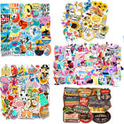 50 Summer Vacation Surfing Drink Graffiti Stickers Laptop Luggage Car Decal