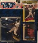 Fred McGriff 1993 San Diego Padres Baseball Starting Lineup