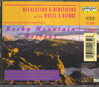 Rocky Mountain Retreat: Relax & Meditation 5 by Various Artists CD DISC ONLY #F3