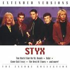 STYX – Extended Versions: The Encore Collection - CD - NEW, FACTORY SEALED