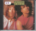 WHITFORD ST. HOLMES ST  RARE OOP CD FROM 1981 COLOMBIA AEROSMITH NUGENT ROCK