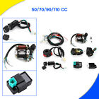 50CC 70CC 90CC 110CC Wire Harness Assembly Coil Ignition For ATV Quad Motorcycle