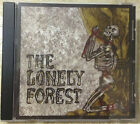 LONELY FOREST - Regicide EP (Tooth For Tooth God Is Dead Opium Blues / Promo CD)