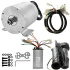 48V 1800W Electric Brushless Controller motor Throttle Grip Wire fit ATV Scooter