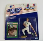 1989 Starting Line Up, Jose Canseco #33, Oakland A's, Kenner, Sealed