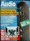 AUDIO 1/91,B & M S 1,ACTIVE STONE AVALANCHE S 17,ECI BR 063 S,PSM PS 1,DUAL 5850