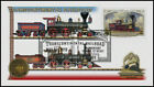 Transcontinental Railroad 2019 150th Anniv Train Stamp First Day Cover 018