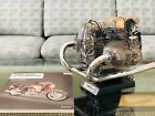 BMW R90S Engine Model Motor 1:2 Scale Visible Operation Franzis assembled detail