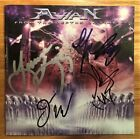 Avian - From The Depths CD (Signed by Dave Ellefson, Lance King + 2) Guitar Pick