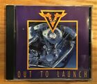 V2 - Out To Launch CD (EMI Noise 1990) Bonfire - Casanova - Coracko - Zeno