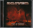 DRIVER SONS OF THUNDER RARE OOP CD FROM 2009 MADE IN JAPAN INC BONUS JAPAN ONLY