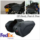 Motorcycle Saddle Bags Rear Tail Luggage Bag Helmet Storage Bag with Rain Cover