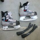 BAUER YOUTH SIZE 15 Ice Hockey Skates Pre Owned