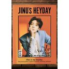 Winner Jinwoo-[Jinu's Heyday]1st Single 2 SET CD+Poster/On+Book+etc+Gift+Trackin