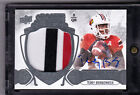 2014 Teddy Bridgewater Exquisite Collection Rookie Patch Auto RPA Autograph 75