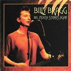 BILLY BRAGG Big Mouth Strikes Again Live Europe 1992 Italian CD KTS 75 min