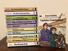 Illustrated Classic Editions Moby Mini Book Lot Of 11 Novels Small Pocket Size