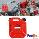 3L Plastic Jerry Can Petrol Fuel Tank Car Motorcycle Gas Cans Gasoline Container