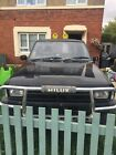 LARGER PHOTOS: Toyota hilux 1985..Mk2..V8..project
