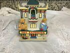 Jukebox Junction Collection 1999 Lemax Christmas Village TOY EMPORIUM