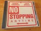 Robin Trower Jack Bruce - No Stopping Anytime CD  Chrysalis VK 41704 DIDX 4484