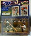 Starting Lineup Derek Jeter Mike Piazza Classic Doubles 2000
