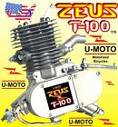 NEW 80cc 100cc 2 STROKE Motorized Bike ENGINE ONLY FOR KITS AND BICYCLE + BONUS