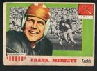 1955 Topps All-American Football Cards 13