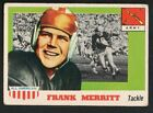 1955 Topps All-American Football Cards 14