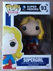 Funko Pop Supergirl Vinyl Figures 4