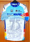 EXCELLENT CONDITION 2012 MAPEI DAY JERSEY SANTINI LARGE 40 CIRCUMFERENCE
