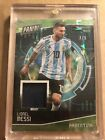 Lionel Messi 2017-18 Panini Cyber Monday CRACKED ICE Argentina Jersey PATCH 3 5