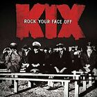 Rock Your Face Off by Kix (Metal) (CD, Aug-2014, Ear Music)