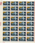 First Man On The Moon  1969 APOLLO 11  FULL SHEET  US POSTAGE STAMP MINT